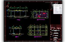 CIVIL WORKS A. 5 section_and_plan